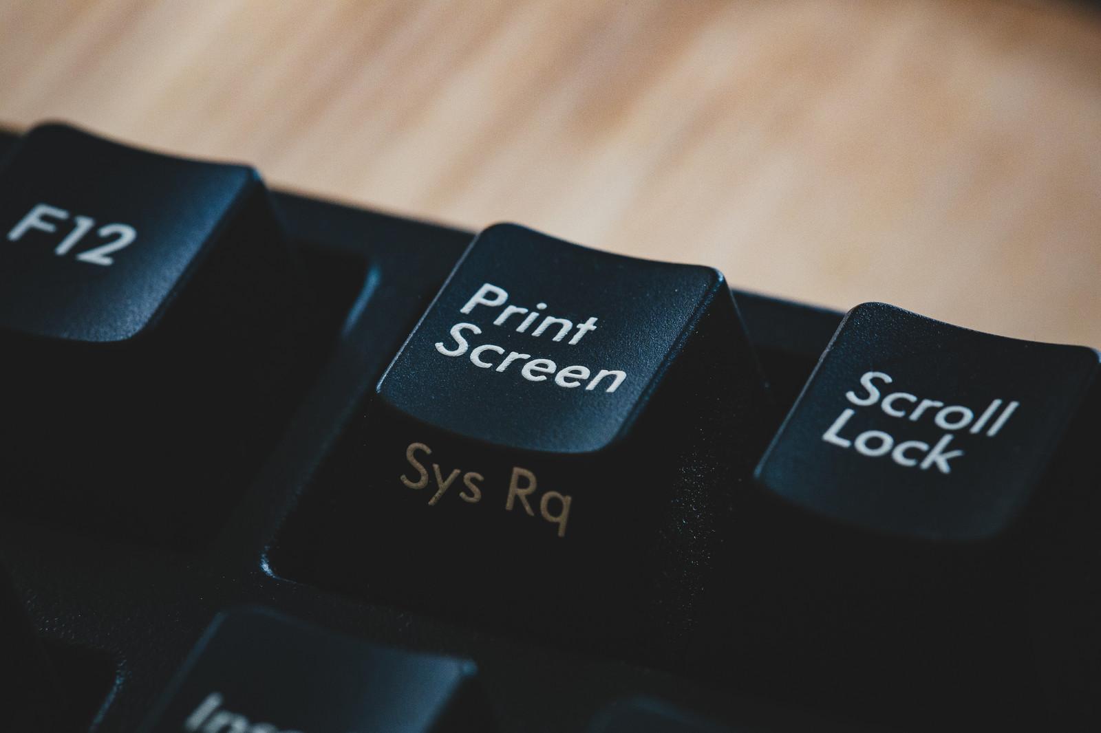 Windows&Macでスクリーンショットを撮る方法